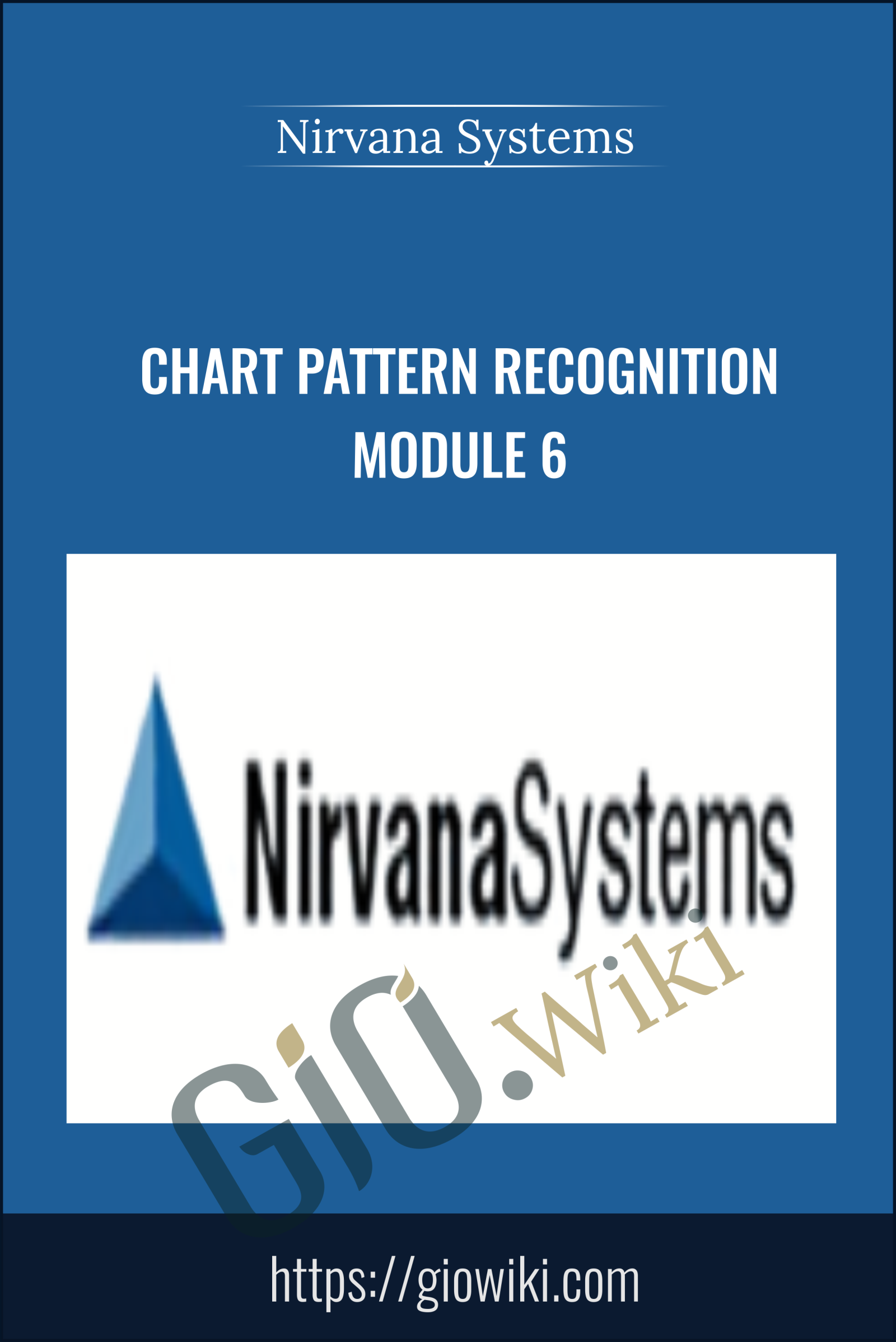 Chart Pattern Recognition Module 6 - Nirvana Systems