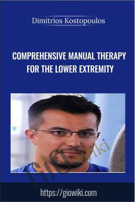 Comprehensive Manual Therapy for the Lower Extremity - Dimitrios Kostopoulos