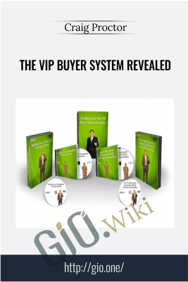 The VIP Buyer System Revealed – Craig Proctor