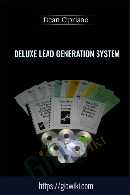 DELUXE Lead Generation System – Dean Cipriano
