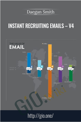 Instant Recruiting Emails – v4 –  Daegan Smith