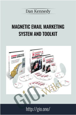 Magnetic Email Marketing System And Toolkit – Dan Kennedy
