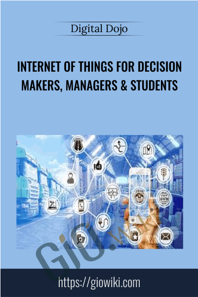 Internet of Things for Decision Makers, Managers & Students - Digital Dojo