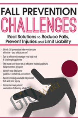 Fall Prevention Challenges: Real Solutions to Reduce Falls, Prevent Injuries and Limit Liability - M. Catherine Wollman