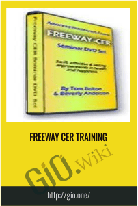Freeway CER Training