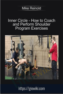 How to Coach and Perform Shoulder Program Exercises - Inner Circle - Mike Reinold