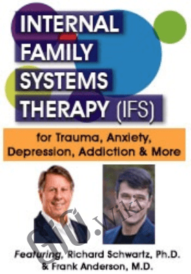Internal Family Systems (IFS) for Trauma, Anxiety, Depression, Addiction & More: An intensive online course with Dr. Richard Schwartz & Dr. Frank Anderson - Daniel J. Siegel ,  Frank G. Anderson &  Richard C. Schwartz