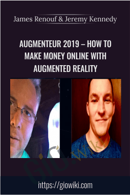 Augmenteur 2019 – How To Make Money Online With Augmented Reality