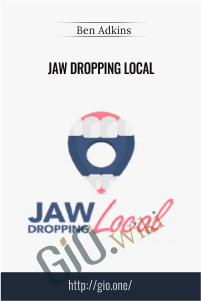 Jaw Dropping Local – Ben Adkins