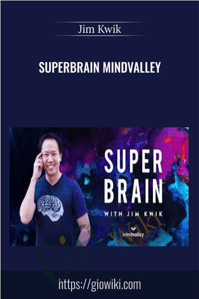 Superbrain Mindvalley - Jim Kwik