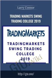 Trading Markets Swing Trading College 2019