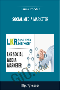 Social Media Marketer - Laura Roeder