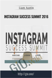 Instagram Success Summit 2016 – Liam Austin