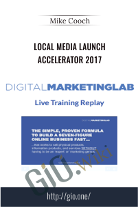 Local Media Launch Accelerator 2017 – Mike Cooch