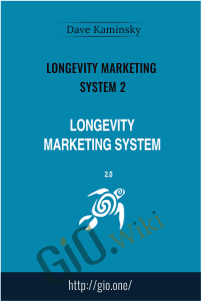 Longevity Marketing System 2 – Dave Kaminski