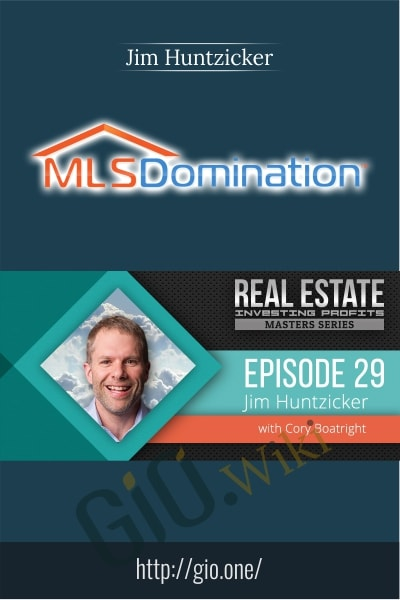 MLS Domination - Jim Huntzicker