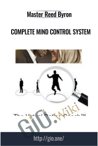Complete Mind Control System – Master Reed Byron
