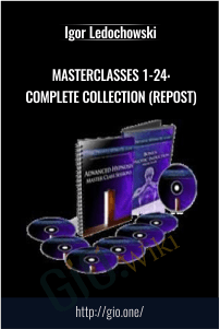 Masterclasses 1-24: Complete Collection (Repost)