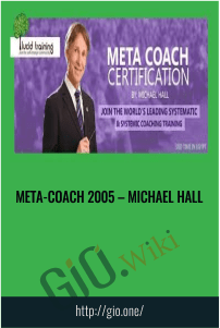 Meta-Coach 2005 – Michael Hall