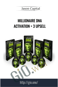 Millionaire DNA Activation + 3 Upsell – Jason Capital