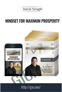 Mindset for Maximum Prosperity – David Neagle