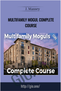 Multifamily Mogul Complete Course – J. Massey
