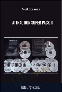 Attraction Super Pack II – Neil Strauss