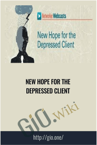 New Hope for the Depressed Client - Bill O'Hanlon