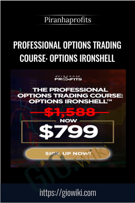 Professional Options Trading Course: Options Ironshell – Adam Khoo