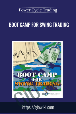 Boot Camp for Swing Trading - Power Cycle Trading