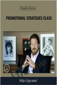 Promotional Strategies Class - Frank Kern