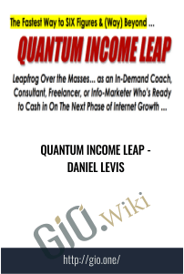 Quantum Income Leap - Daniel Levis