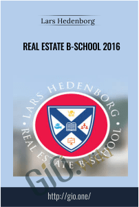 Real Estate B-School 2016 – Lars Hedenborg