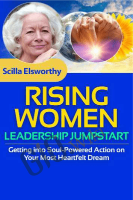 Rising Women Leadership Jumpstart - Scilla Elworthy