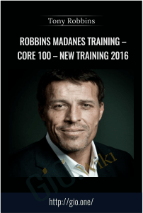 Robbins Madanes Training – Core 100 – New Training 2016 – Tony Robbins