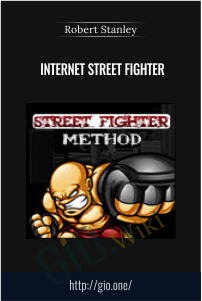 Internet Street Fighter – Robert Stanley