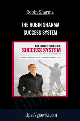 The Robin Sharma Success System