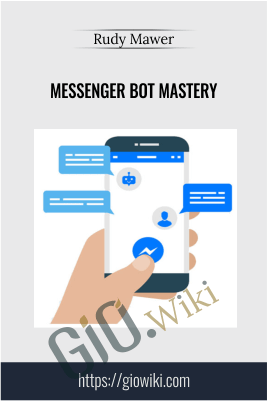 Messenger Bot Mastery – Rudy Mawer