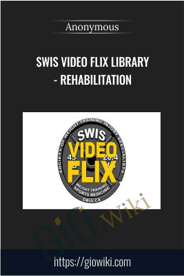 SWIS Video Flix Library - Rehabilitation