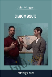 Shadow Scouts – John Wingert