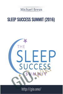 Sleep Success Summit(2016) – Michael Breus