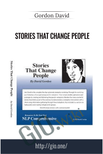 Stories That Change People – Gordon David
