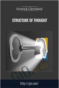 Structure Of Thought – Kenrick Cleveland