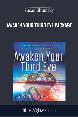 Awaken Your Third Eye Package - Susan Shumsky
