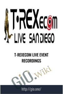 T-REXecom LIVE Event Recordings