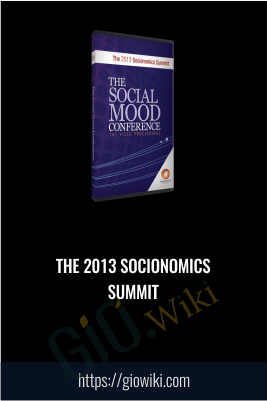 The 2013 Socionomics Summit
