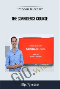 The Confidence Course – Brendon Burchard