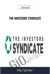 The Investors Syndicate – Annual
