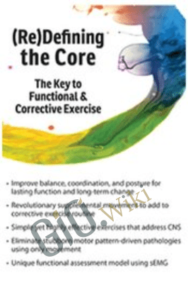 (Re) Defining the Core: The Key to Functional & Corrective Exercise - David Lemke