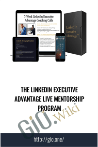 The Linkedin Executive Advantage Live Mentorship Program